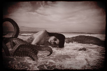 Kraken by IvyEnglishStudios