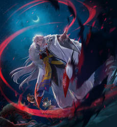 Sesshomaru-zaken_2019 by RYOxKJ