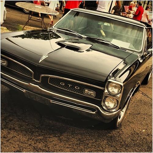 Pontiac GTO by Luthienmisery29