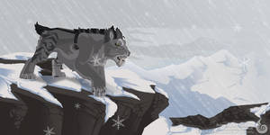 Blizzard by flaky-flake