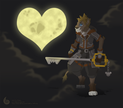 King Of Hearts by flaky-flake