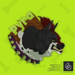 [Gift] Badge Pyracantha - Doing On My Way