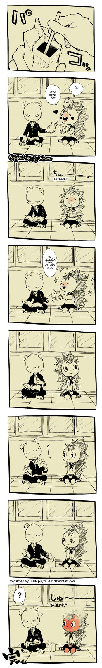 HTF doujinshi translation #6 by minglee7294