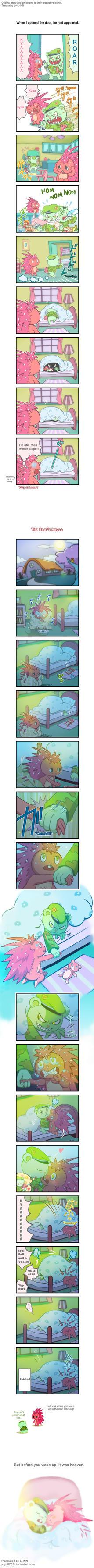 HTF doujinshi translation #7 by minglee7294
