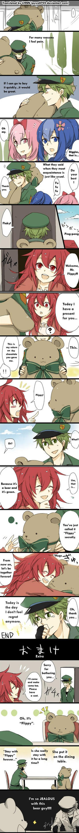 HTF doujinshi translation 26: Bear rival by minglee7294
