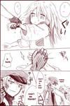 HTF doujinshi translation 35: Holding hands