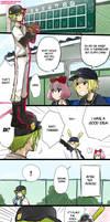 HTF doujinshi translation #49: I can't concentrate