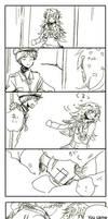 HTF doujinshi 62: Don't run away from me.