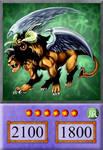 Yu-Gi-Oh! Anime: Chimera the Flying Mythical Beast