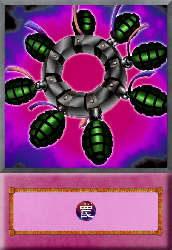 yugioh anime card ring of destructionjtx1213 on