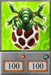 Yu-Gi-Oh! Anime Card: Insect Token