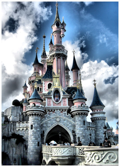 Disneyland Paris by Post-Orgasmic-Chill