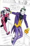 Whoopee Cushion (Joker, Harley)