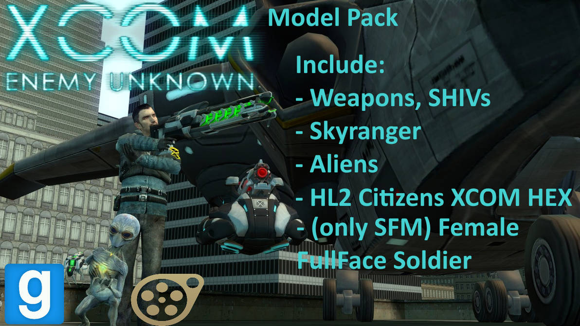 Gmod Weapons Pack