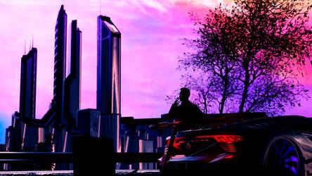 Neon City 2065