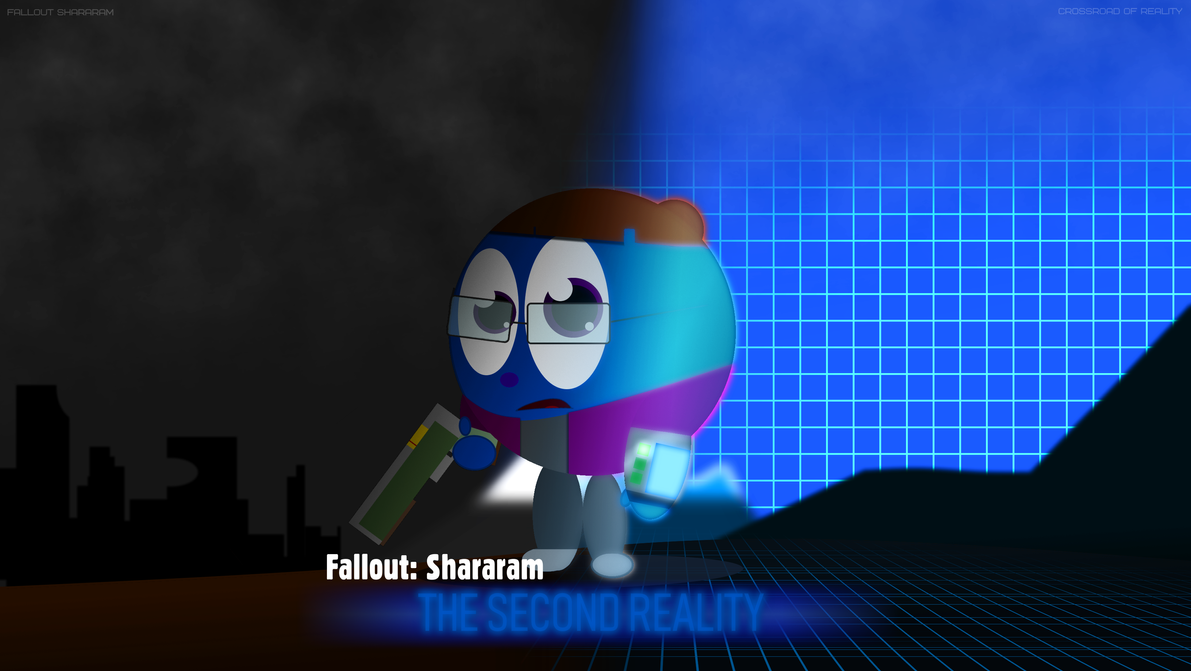 Fallout Shararam: The Second Reality Cover by falloutshararam