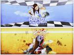 11022017 HAPPY BIRTHDAY SMILE YUKINO
