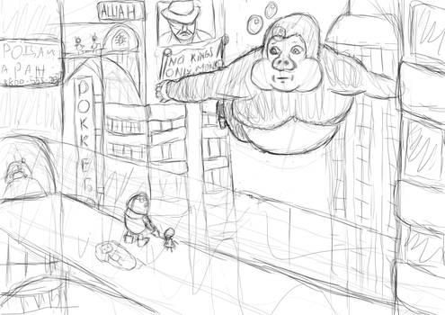 Kaijune #2: Monkey