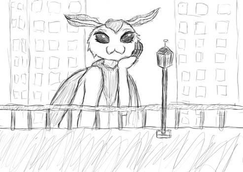 Kaijune #3: Moth