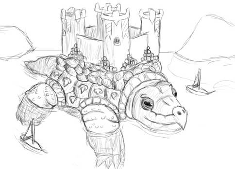 Kaijune 4/30: Turtle