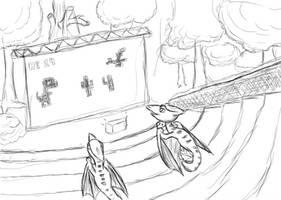 Kaijune #5: Pterodactyl
