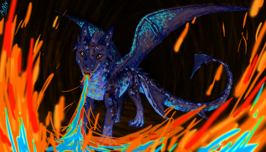 Elegant fire~prize for Graphiteforlunch~ by dragon-master-13