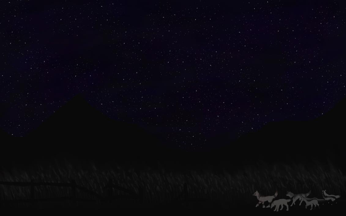 Midnight Stroll by dragon-master-13