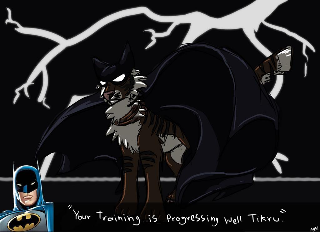 I'm batma-No Tikru is! by dragon-master-13