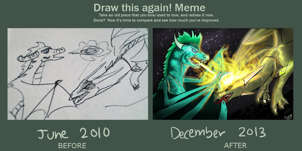 2010 - 2013 by dragon-master-13