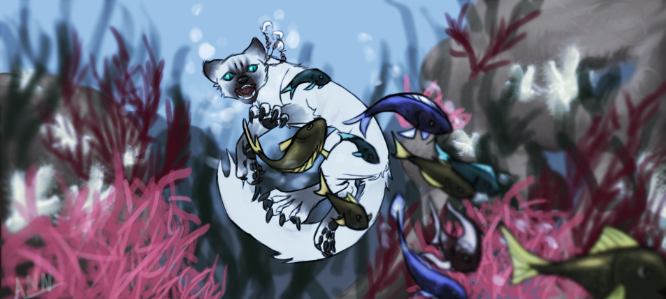 Fernpaw by dragon-master-13