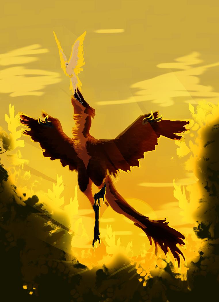 Reach the Sun by dragon-master-13