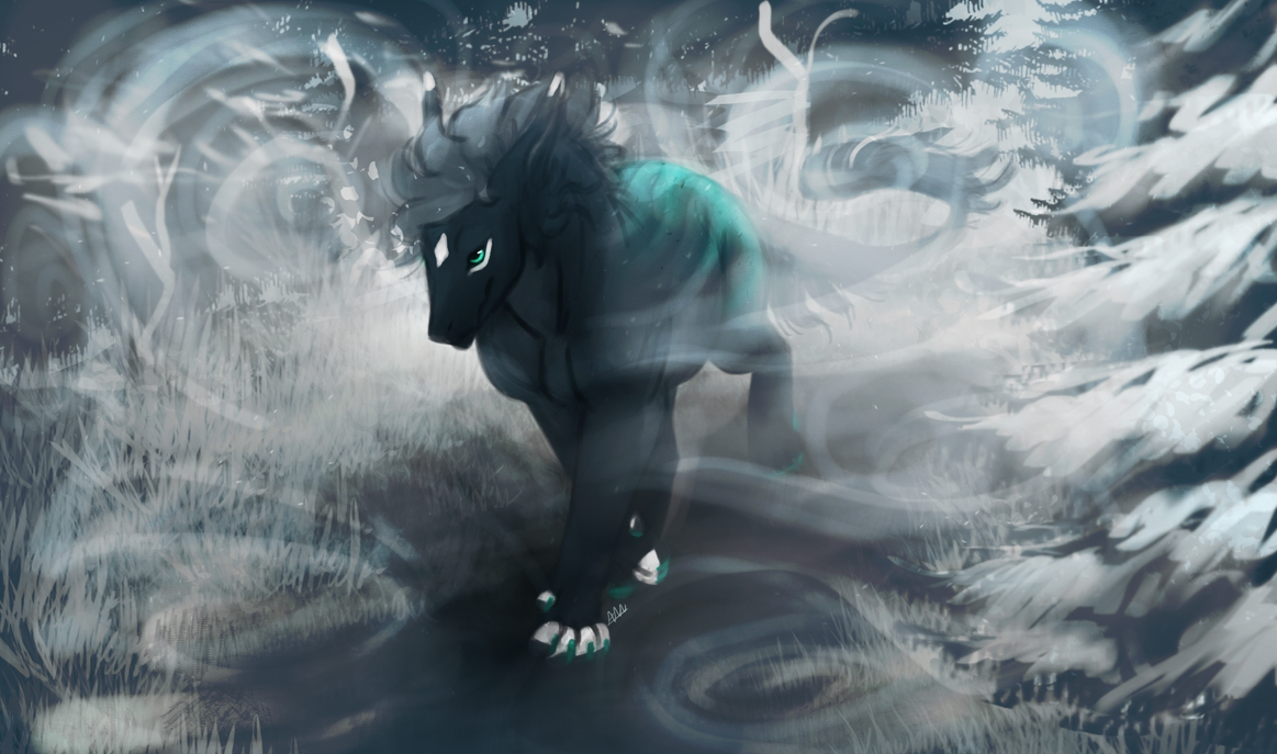 One with the Mist by dragon-master-13
