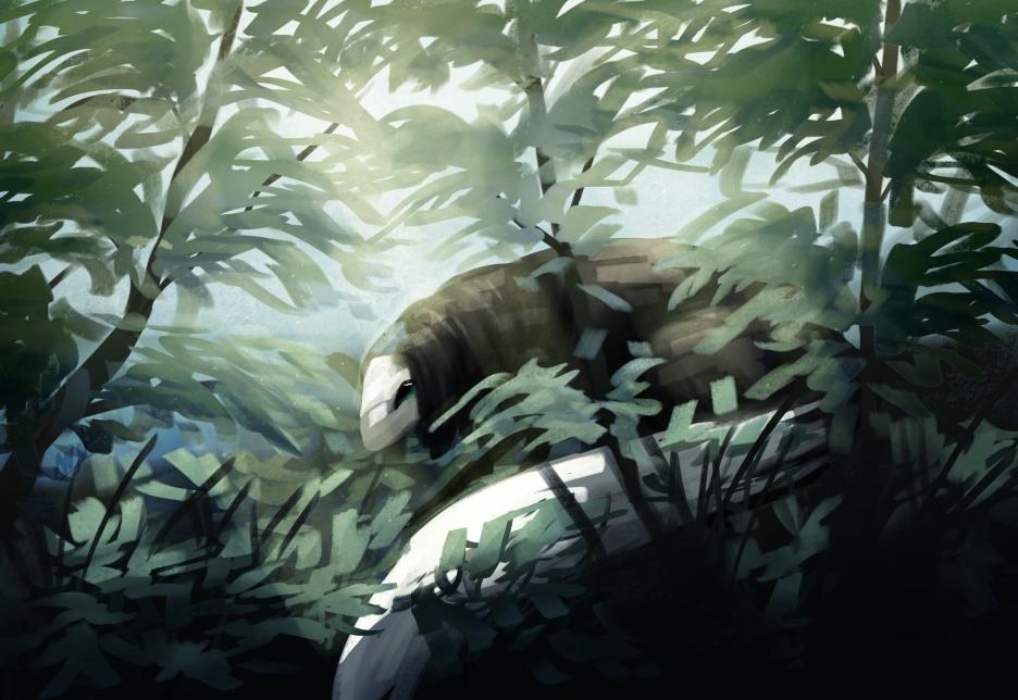A Calm Haunt by dragon-master-13