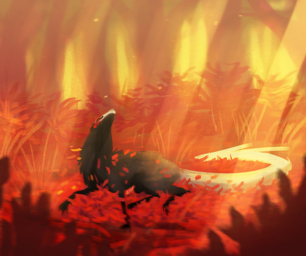 [Changing Forest] Warm Welcome by dragon-master-13