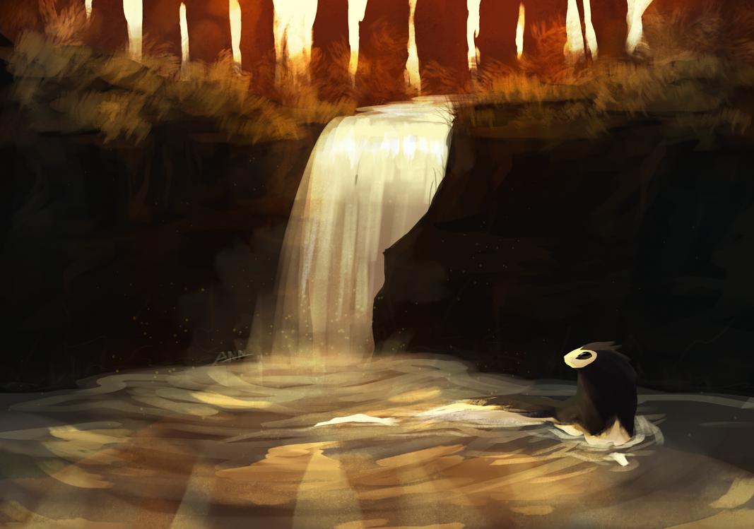 Setting Fall by dragon-master-13