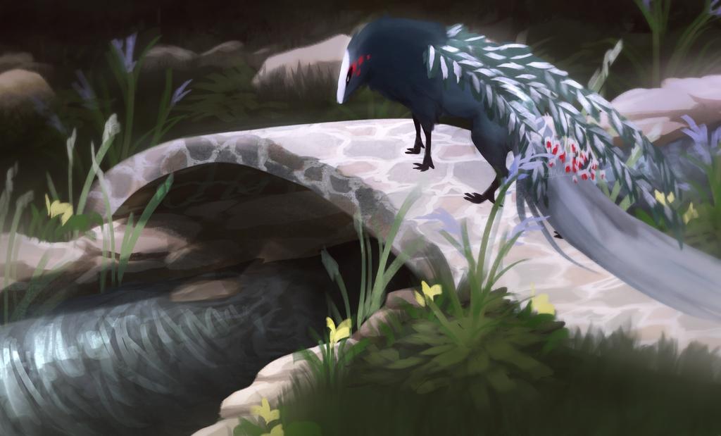 Fresh Waters - Garden Start by dragon-master-13