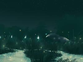 Fresh Waters - Light's Path