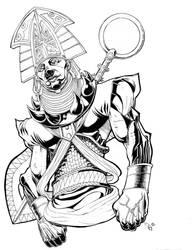 Benin Warrior
