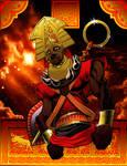Benin Warrior pt 2