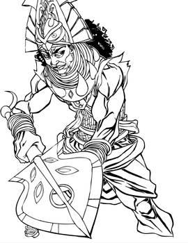 Guardian of Oba