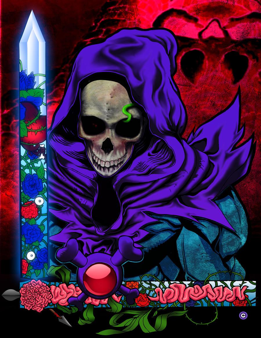 Skeletor by ShaneGreer