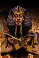 Akhenaten by ShaneGreer