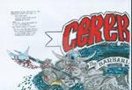 Cerebus T-Shirt design teaser