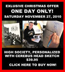 Holiday sale special
