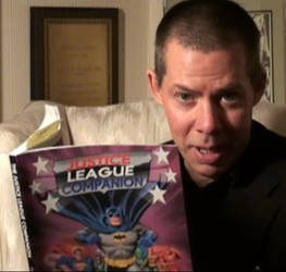 Dave wishes he had Max's JLA