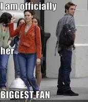 I AM HER BIGGEST FAN