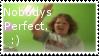 Nobodys perfect.