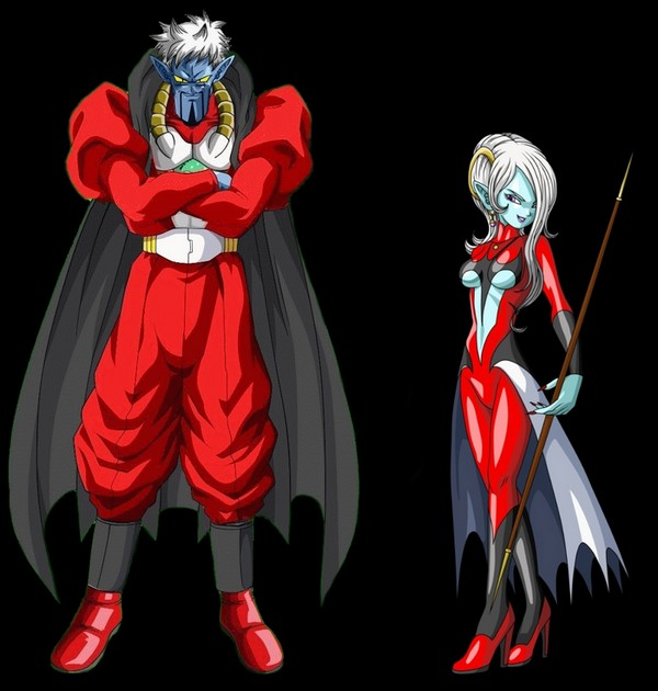 Dabura Mira Fusion By Plessress On DeviantArt