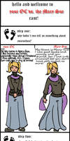 OC vs. Mary Sue Meme, part One by SilverBellsAbove