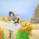 Dark Quest 3: Shifting Sands